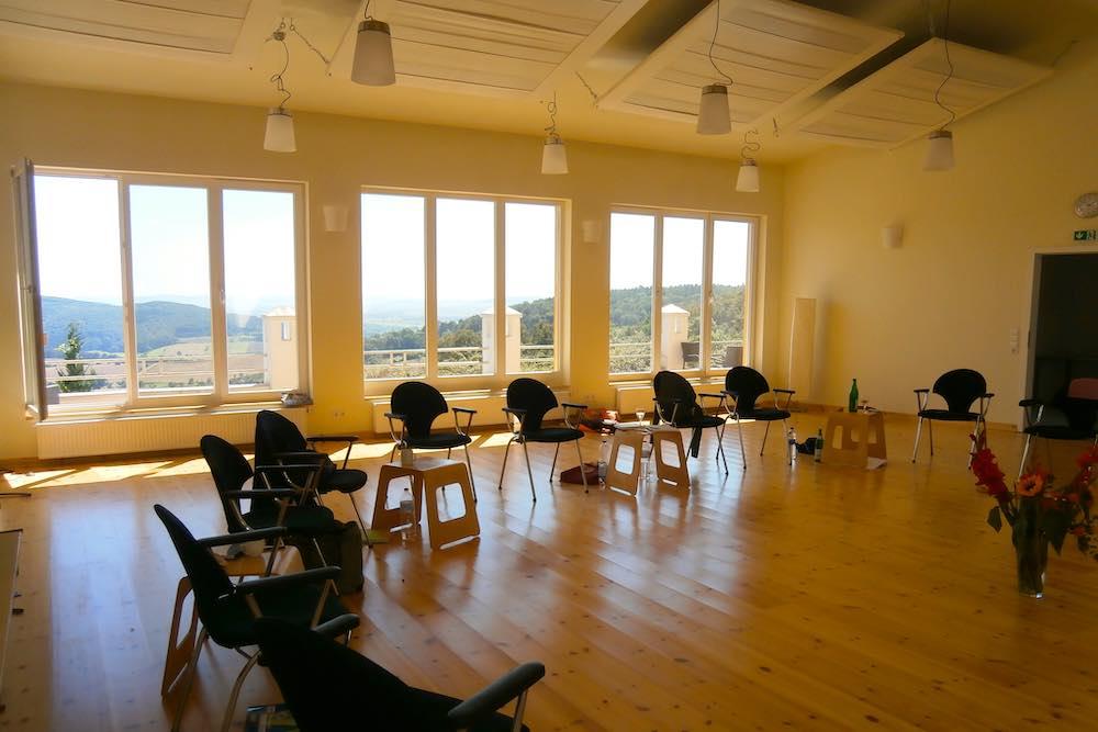 Seminarraum 2 - Fensteransicht